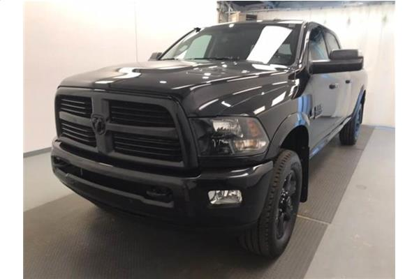 Ram 3500 Laramie - Night Edition - 8 Foot Box! 2017